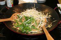 Emilio Deik: Pad Thai de Camarones