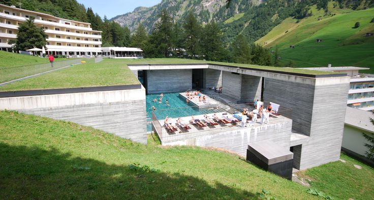 thermes de Vals