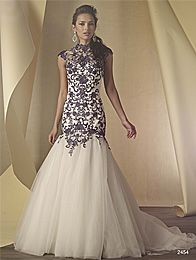 Lace Wedding gown by Alfred Angelo | Bridal Sweet of Chippewa Falls