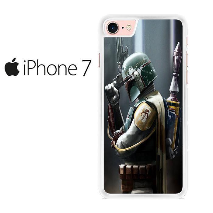 Boba Fett Actor Star Wars Iphone 7 Case