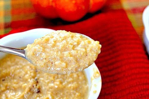 Pumpkin Rice Pudding | Crock Pot | Pinterest