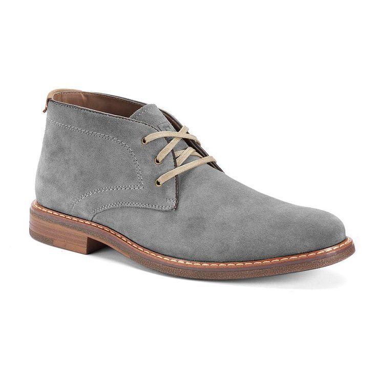 Kohls Mens Chaps Dress Shoes Brown