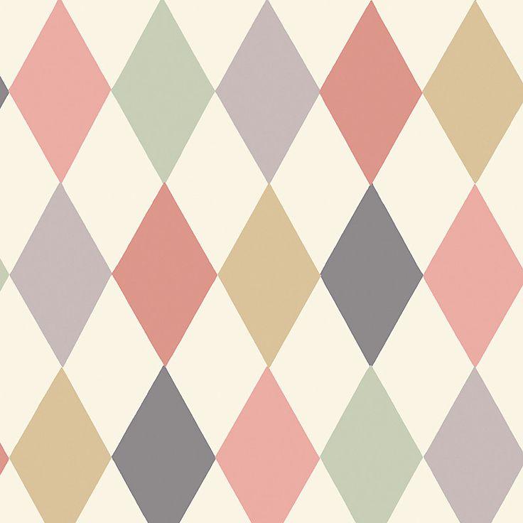 Buy Cole & Son Punchinello Wallpaper   John Lewis