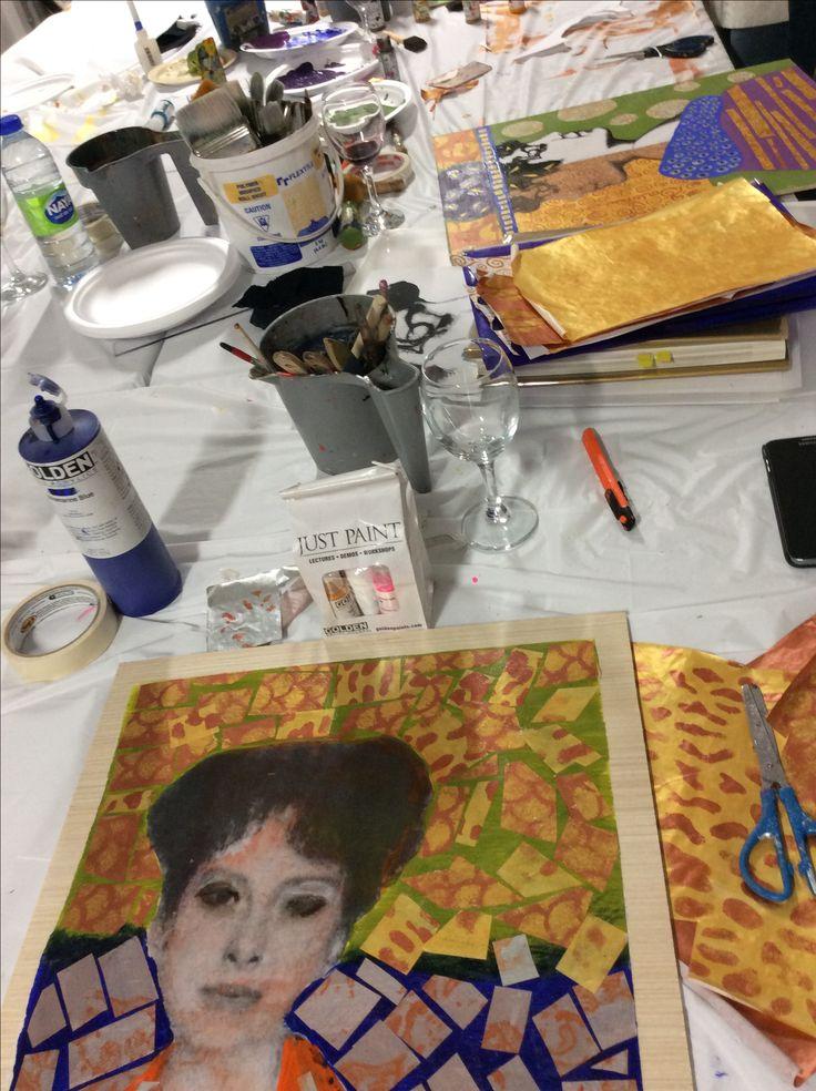Styles Klimt
