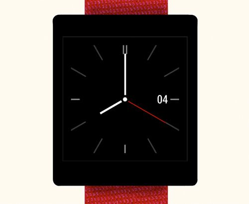 A Classic for Android Wear  nice overview @ http://www.hongkiat.com/blog/beautiful-android-wear-watch-faces/