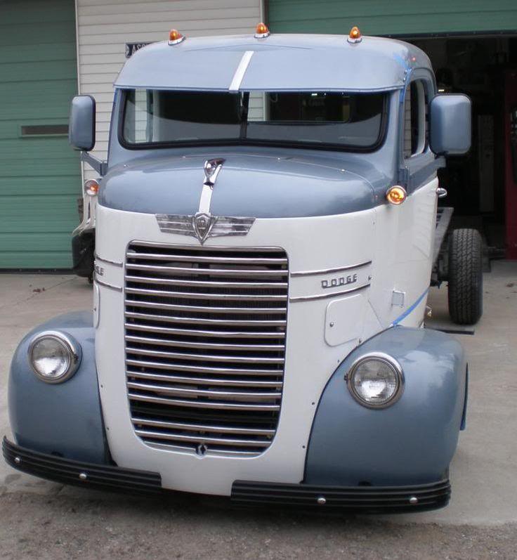 19 best Vintage old dodge Coe trucks images on Pinterest | Dodge ...