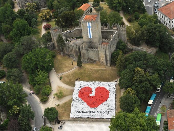 Guimarães: 'European Capital 2012'