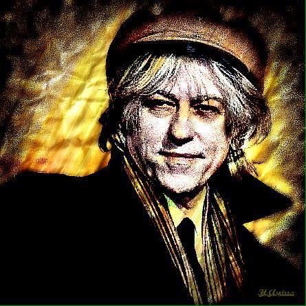 Bob Geldof - Live aid