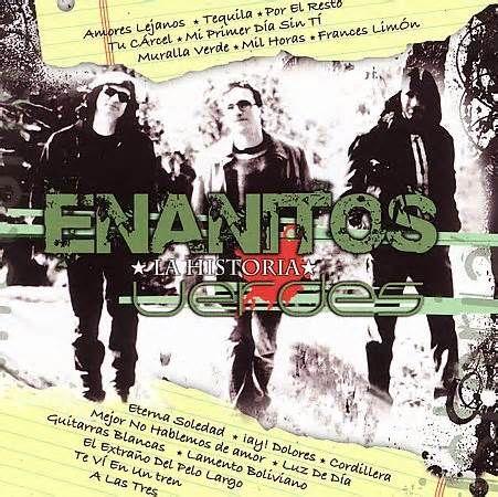 Los Enanitos Verdes a dope ass rock en espanol band