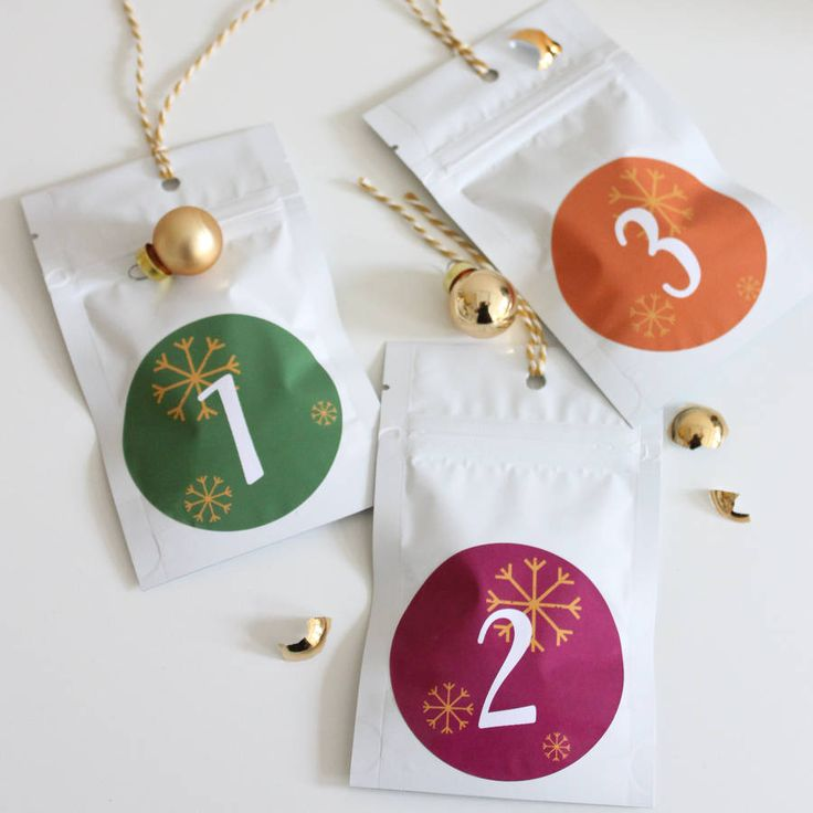 Make your countdown to Christmas a little less ordinary with a unique tea advent…