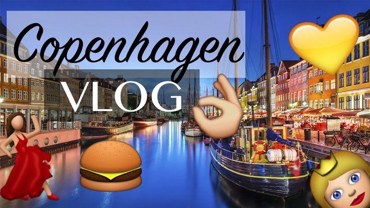 My vlog from the beautiful Copenhagen #youtube #vlog #copenhagen