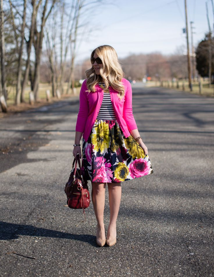 Best ideas about Pattern Mixing Outfits