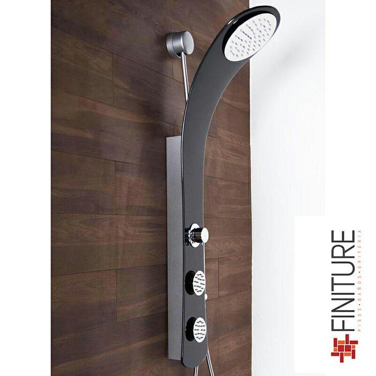 Total Shower  #regaderas #shower #finiture #diseño