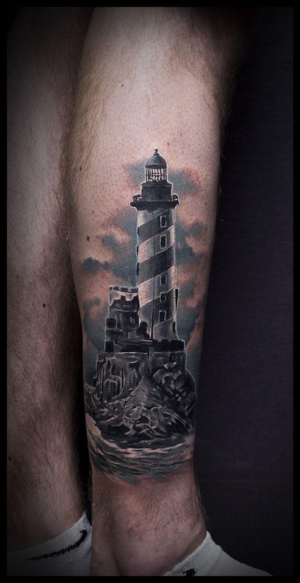 #Lighthouse. ⚓ByDiver969⚓ | SAILOR TATTOOS ⚓ByDiver969 ...