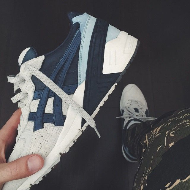 Ronnie Feig x ASICS Gel Sight 'Pacific'