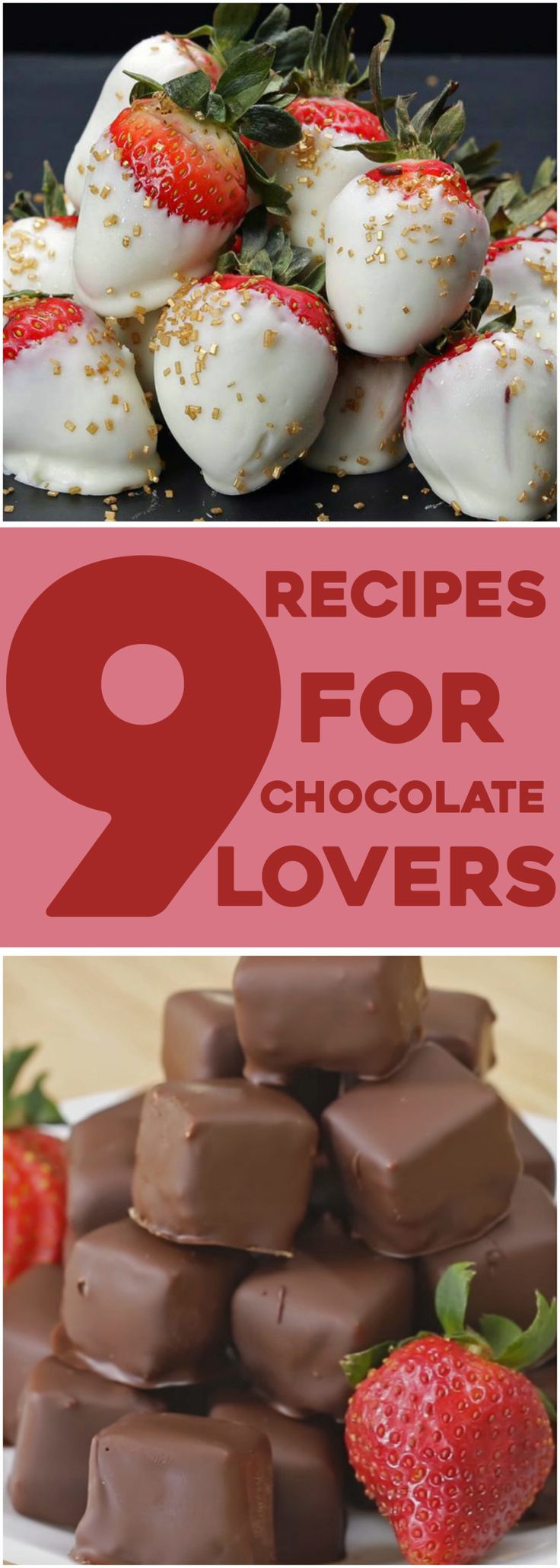 Who doesn't love chocolate?!