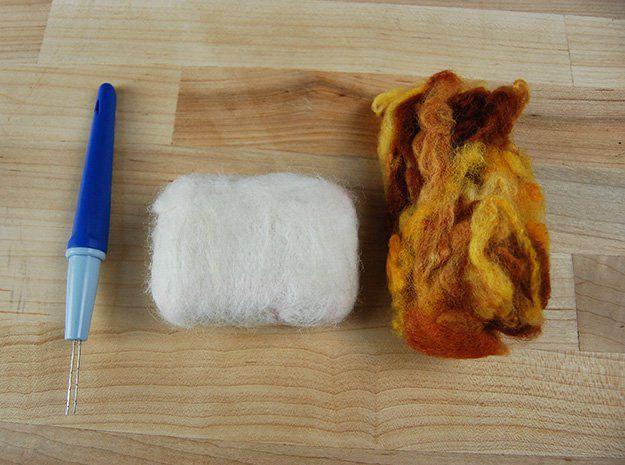 It's easy to make felted soap with this tutorial   – Felted soap