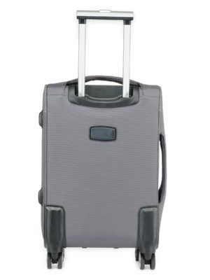 Energizer – Cabin Luggage 20 inch  Feature: -  Interior zipped pockets, Adjustable inside straps, Made of Polyester fiber, Expandable up to 5 cm