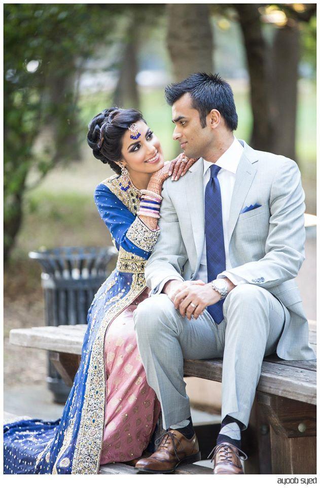 Ali and Muzna Photography by: Ayoob Syed