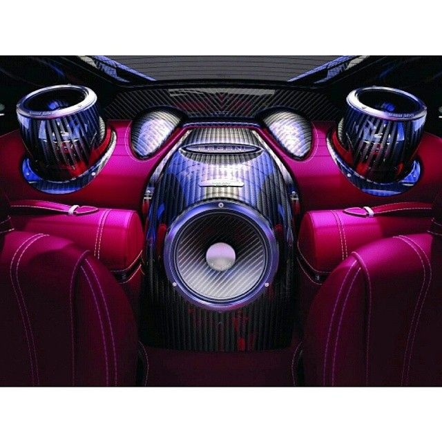 109 Best Car Audio Images On Pinterest Custom Cars Custom Car