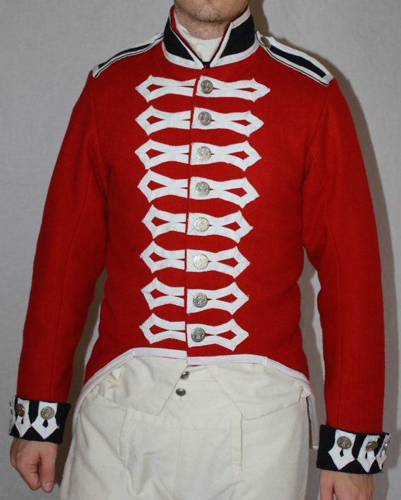 112 best Red Coat images on Pinterest | Military uniforms, British ...