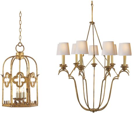 Visual Comfort chandelier and lantern pairing - 88 Best Chandeliers/Lighting From Visual Comfort Images On