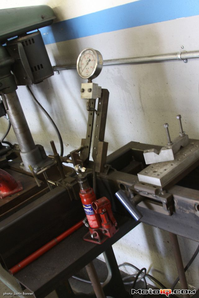 cnc machinist resume%0A Making a  STILLEN sway bar