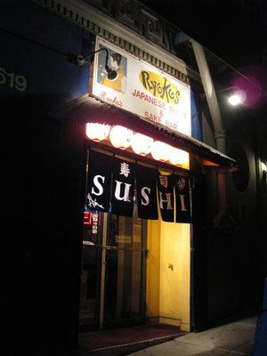 Great Late Night Sushi In San Francisco One Of The Best Places I Have Ever Been Oooot Abooot Pinterest And Restaurant