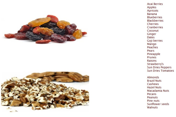 Whatever you dried fruit and nut needs are Origin Commodities can help. We work with the most reliable import, export and domestic companies in the industry with decades of experience.