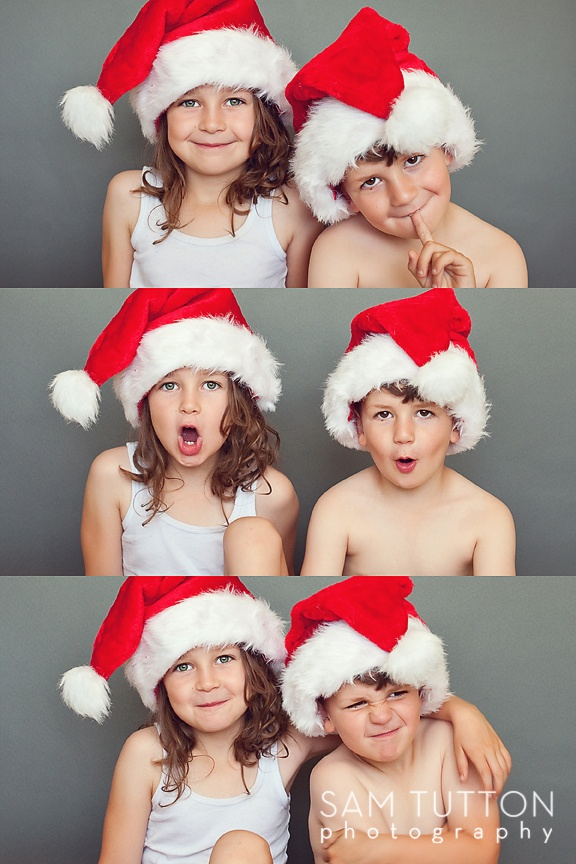 My christmas card out-takes
