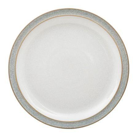 Denby Elements Grey Side Plate