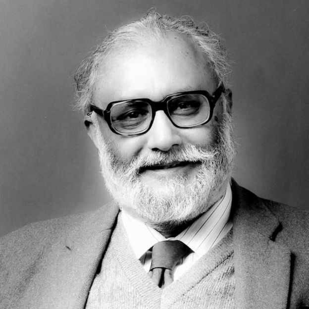 Abdus Salam photo portrait