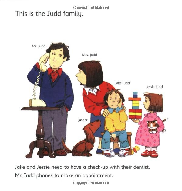 Going to the Dentist (Usborne First Experiences): Anne Civardi,Michelle Bates,Stephen Cartwright: 9780794525927: Amazon.com: Books