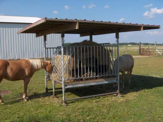 how to make sweet feed for horses