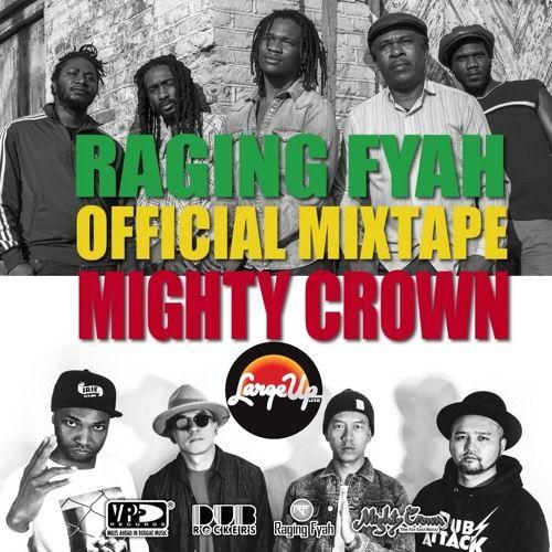 Mighty Crown presents Raging Fyah Official Mixtape  #Destiny #DubRockers #Everlasting #JudgementDay #MightyCrown #MightyCrown #RagingFyah #RagingFyah #RagingFyahOfficialMixtape #vprecords
