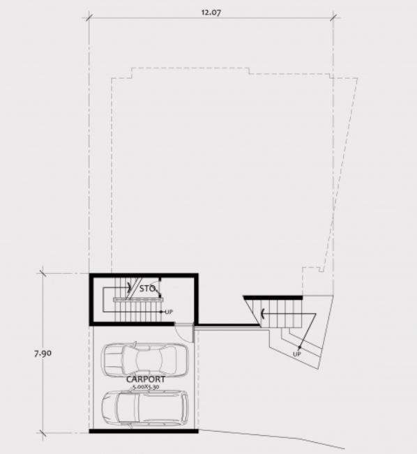 Home Design Plan 13x17m With 3 Bedroom House Plan Map Home Design Plan House Design Home Building Design