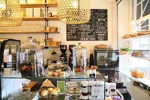 Lunchroom No38 City Bakery cafe | Dordrecht | Lunchroom broodjes Dordrecht