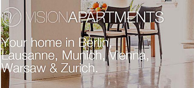 Luksusowe apartamenty w Warszawie-Vision Apartments.