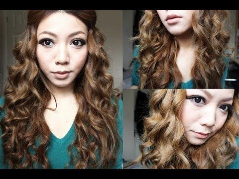 EXPAND FOR MORE INFO!    HI peeps, a tutorial that I have been meaning to film in like forever! I show you how to achieve perfect curls using a curling wand and how to curl hair. I recommend to always wear the protectant glove it comes with this way you can touch the wand, have better control and not have to worry about burning your precious fin...