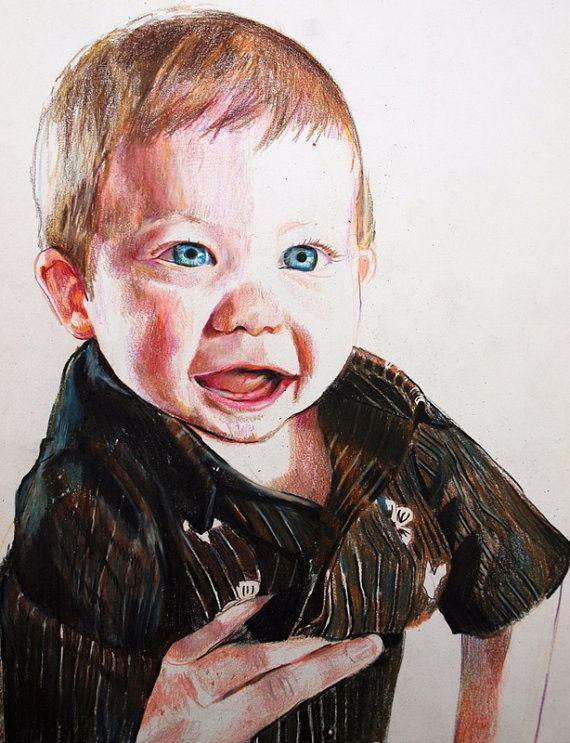 Annie Flynn. 8 x 10 Custom Children's Portrait