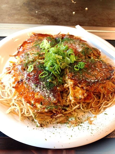 レシピとお料理がひらめくSnapDish - 13件のもぐもぐ - 広島お好み焼き by Ning PinkRabbitzz