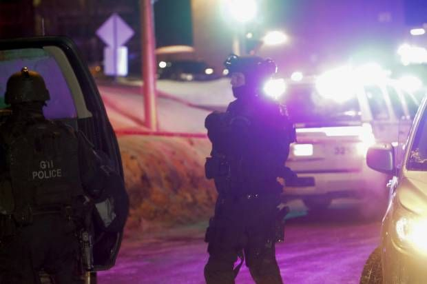 """Canadian Prime Minister Justin Trudeau calls deadly Quebec mosque shooting a """"terrorist attack on Muslims"""" - his response is to bring more mujas in his country. Slaughter all around."""