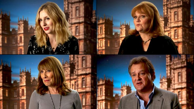 Downton Abbey cast members Hugh Bonneville, Phyllis Logan, Laura Carmichael, and Lesley Nicol discuss their hopes for Season 6. Julian Fellowes, take note! Downton Abbey Season 6 premieres in 2016 on MASTERPIECE on PBS. #DowntonPBS