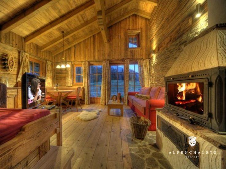 Luxus Chalets in der Tiroler Zugspitzarena - Hüttenurlaub in Tiroler Zugspitz Arena mieten - Alpen Chalets & Resorts