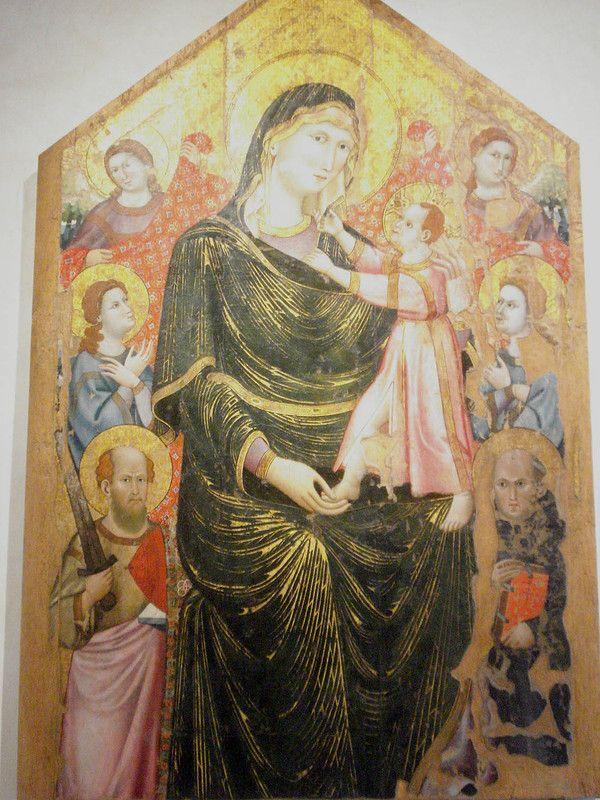 008-Богородица с Младенцем (Марино да Периуджа, начало 14 века).jpg
