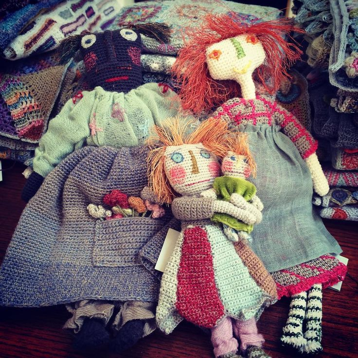 Sophie Digard now has a range of soft dolls - coming soon to @ecasadaylesford #sophiedigard #dolls #handcrafted #frenchdesign