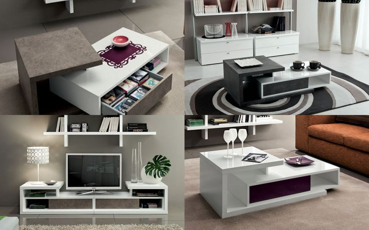 7 Most Popular Types Of Coffee Tables Blog Modular Design Home Pinterest Modular