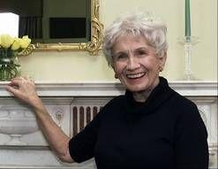 Canada's Alice Munro wins Nobel literature prize.