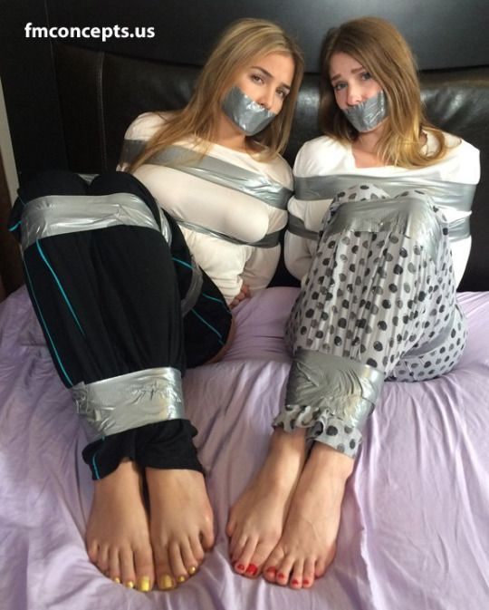Tied Up In Footed Pajamas Xxx 67