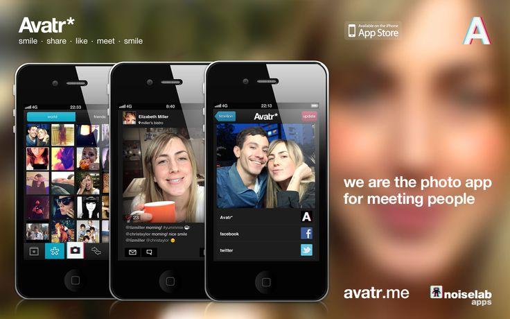 Avatr la nueva App de foto desarrollada en México para conocer gente http://www.onedigital.mx/ww3/2012/09/04/avatr-la-nueva-app-de-foto-desarrollada-en-mexico-para-conocer-gente/